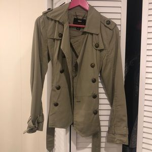 Miss sixty belted jacket